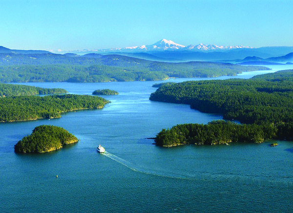 American Cruise Lines is offering a weeklong cruise of Puget Sound and the San Juan Islands this year from now through October.