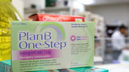 Over-the-counter sale of contraception pill
