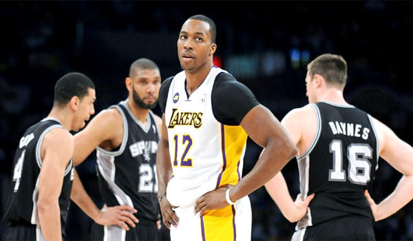 Kobe Bryant says he hopes Dwight Howard re-signs with the Lakers.