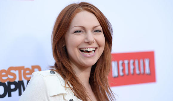 Laura Prepon is one of the stars of 'Orange Is the New Black'