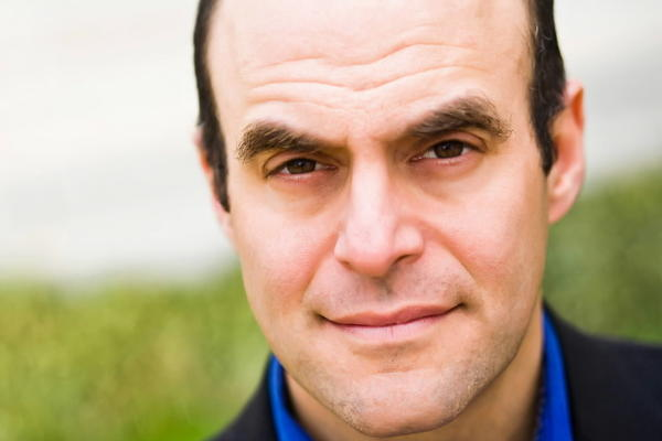 "Peter Sagal, host of ""Wait Wait ... Don't Tell Me!"""