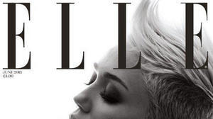 Another Miley Cyrus cover? Elle UK releases second glamour shot