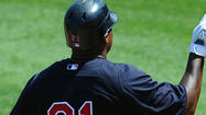 The Philadelphia Phillies activated outfielder Delmon Young from the 15-day disabled list and designated outfielder Ezequiel Carrera for assignment on Tuesday before opening a series in Cleveland.