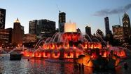 The Chicago Park District will turn on Buckingham Fountain for its 86th season on Thursday, the district announced today.