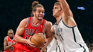 That <strong>Joakim Noah</strong> currently is fixated more on his broken jumper than his broken-down foot has to be considered progress.