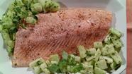 Recipe: Oven-Steamed Salmon