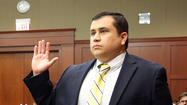 "SANFORD — It was a moment of high drama as murder suspect George Zimmerman stood in front of a judge and answered her questions in a calm, clear voice: Yes, he knows he is giving up a chance to spare himself a trial but, no, he does not want a ""stand your ground"" hearing before that trial begins."