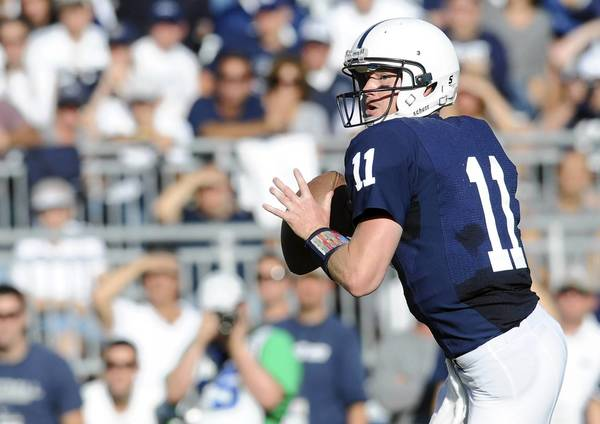Penn State quarterback Matt McGloin has been invited to Washington Redskins rookie minicamp.
