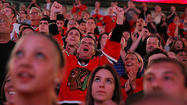 Game 1 photos: Blackhawks 2, Wild 1 (OT)