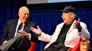 Carl Reiner and Mel Brooks