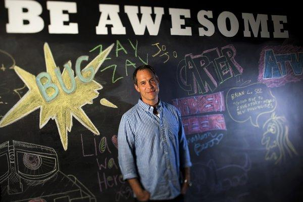 DreamWorks Animation is in talks to acquire AwesomenessTV, an online network for teens and tweens created by Brian Robbins.