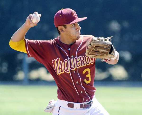 Sergio Plasencia and the Glendale Community College baseball team will host Grossmont (26-10) in the best-of-three California Community College Athletic Assn. baseball regionals first round, which starts Friday.