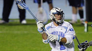 North Carolina senior attackman <strong>Marcus Holman </strong>(Gilman) was named the Atlantic Coast Conference Offensive Player of the Year, the conference announced Tuesday.
