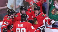 The Blackhawks have been hot all season. Heading into their playoff opener against Minnesota on Tuesday at the United Center, the Hawks used a 24-game points streak to start the season as a springboard to dominating the NHL in 2013.