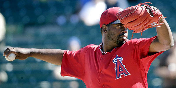 After throwing six innings and allowing four hits during the Angels' 19-inning loss to the Oakland Athletics, 10-8, Jerome Williams said he was good for another two innings on Tuesday.