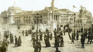 "President Grover Cleveland pressed an electric switch, powering the pumps for massive fountains. The jets of water in turn cued the unfurling of flags. What was described as ""profound silence"" gave way to a cacophony, and the World's Columbian Exposition officially opened a few minutes past noon on May 1, 1893."