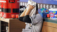 ARLINGTON, Texas — Striking out nine times against Yu Darvish didn't seem so bad Tuesday night for the White Sox, given that they jumped out to a two-run lead and rallied to tie the game on a two-run home run by replacement Dewayne Wise.