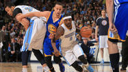 DENVER -- Stephen Curry hurt the Denver Nuggets for three straight games, so they decided to return the favor in Game 5.