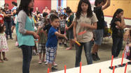 RAW VIDEO: Children, literacy celebrated at Heber library