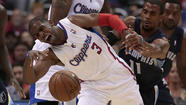 Aside from Chris Paul, it's the same old Clippers