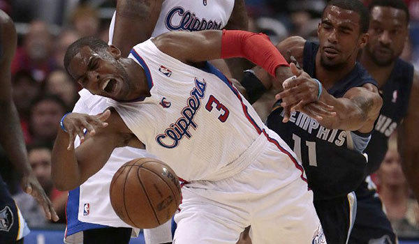 Chris Paul put up 35 points on the Memphis Grizzlies, but without some help, the Clippers' season could be over.