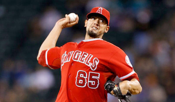 Dane De La Rosa and the rest of the Angels' bullpen have a combined 4.26 earned run average through 95 innings in which they have allowed 27 of 57 inherited runners to score and blown five of eight save opportunities.