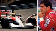 Formula One legend Ayrton Senna died on May 1, 1994.
