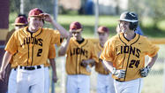 Photo Gallery: Boyle County baseball at Garrard County 043013