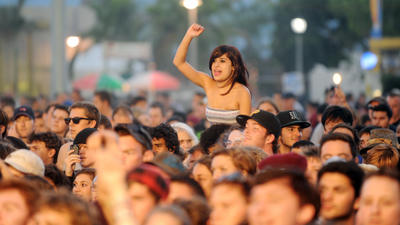 A SunFest survival guide