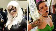 Pictures: MegaCon Orlando through the years