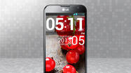 LG, the latest phone manufacturer to launch a flagship smartphone in the last month, said its Optimus G Pro will go on sale May 10 in stores exclusively through AT&T.