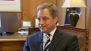 Gov. Sean Parnell is wrapping up an overseas trip focused on oil and gas issues in Europe.