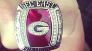College football players are rewarded with rings to celebrate their on-the-field accomplishments, but sometimes it can be taken a little too far.