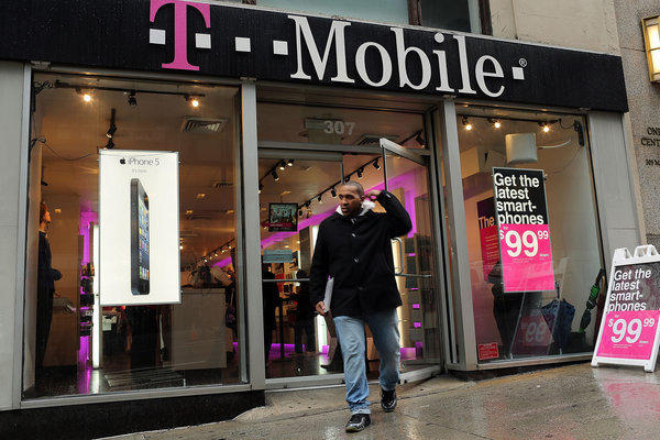 Combined T Mobile Metropcs Debuts On Ny Stock Exchange As Tmus