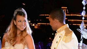 Mariah Carey, Nick Cannon renew vows at Disneyland — elaborately