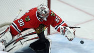 It doesn't appear the Chicago Blackhawks will have the services of center Dave Bolland and backup goaltender Ray Emery for Game 2 of their first-round playoff series against the Minnesota Wild on Friday night.