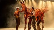 """War Horse"" goes from page to stage to Broward Center"