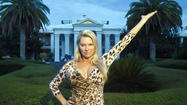 The Queen of Versailles wants to make something perfectly clear: Reports that she dated Donald Trump have been blown out of proportion.