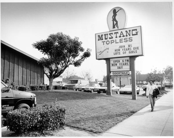 The Mustang strip club in Santa Ana was owned by a man who went by the name Jimmy Casino.