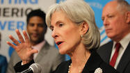 U.S. Secretary of Health and Human Services Kathleen Sebelius