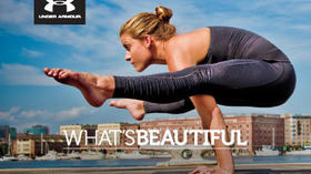 Under Armour launches women's fitness competition