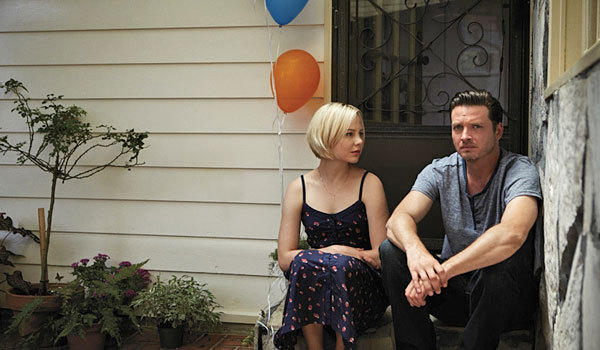 "Adelaide Clemons and Aden Young in ""Rectify,"" which is set for a second season."