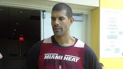 Fu Man who? Heat's Battier has fun with facial hair | Photo