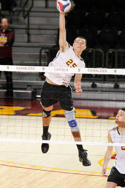 Loyola Men's Volleyball vs. Ohio State