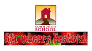 The Community School's 33rd Annual Strawberry Festival will take place, rain or shine,  on Friday from 10:00 a.m. to 5:30 p.m. and Saturday from 10:00 a.m. to 4:00 p.m. at Elmwood Park in Roanoke.