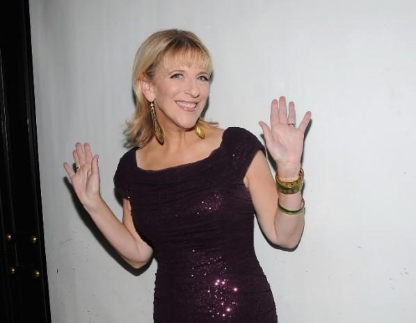 Comedian Lisa Lampanelli attends the Henri Bendel holiday window unveiling at Henri Bendel on Nov. 15, 2012 in New York City