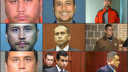 <b> Pictures: George Zimmerman's many faces </b>