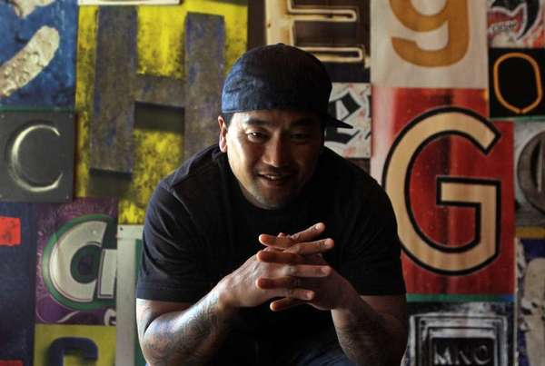 The grand opening of Roy Choi's Chego in its new home in Chinatown's Far East Plaza is Saturday.