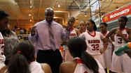 Bolingbrook girls basketball coach Anthony Smith confirmed to the Tribune that he accepted the girls head coaching job at Homewood-Flossmoor.