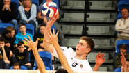 Collin Mehring had been a growing boy and a somewhat unreliable contributor to the UC Irvine men's volleyball team for two years while being an intense student in the school's acclaimed computer science engineering program.